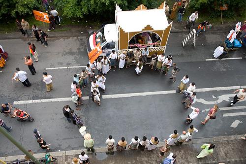 Karneval der Kulturen: Kreis