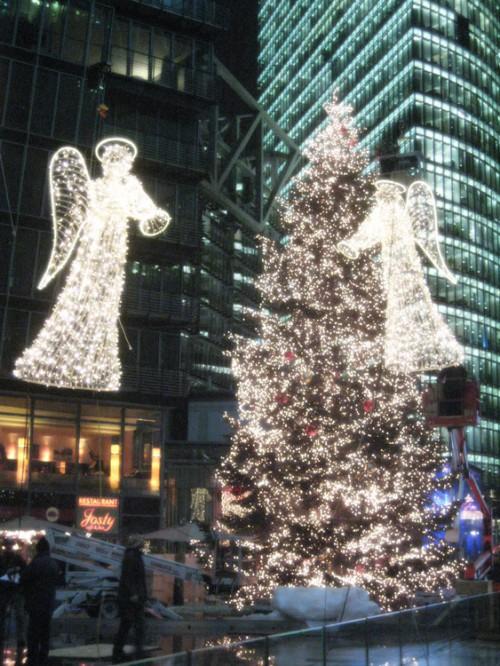 Engel am Potsdamer Platz